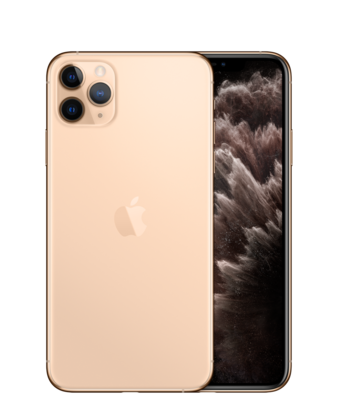 Смартфон Apple iPhone 11 Pro Max 512GB (Золотой) RU/A