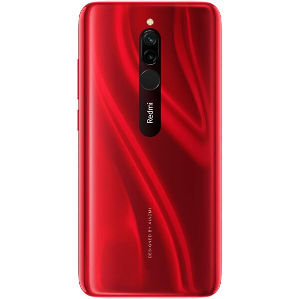Смартфон Xiaomi Redmi 8 4/64GB (Рубиново-красный) RU/A