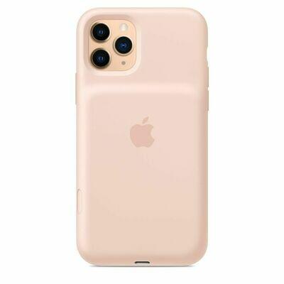 Чехол-аккумулятор Apple Smart Battery Case для Apple iPhone 11 Pro (Розовый песок)