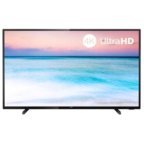 "Телевизор Philips 58PUS6504 57.5"" (2019), черный"