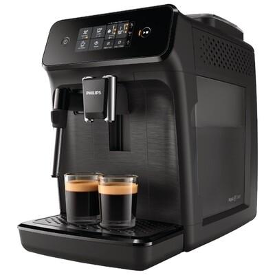 Кофемашина Philips EP1220/EP1222/EP1224 Series 1200 (Черный матовый)