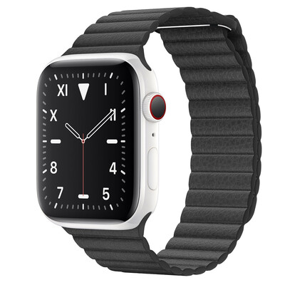 Часы Apple Watch Edition Series 5 GPS + Cellular 44mm Ceramic Case with Sport Loop