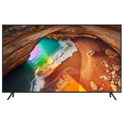 """Телевизор QLED Samsung QE82Q60RAR 82"""" (2019), черный"""