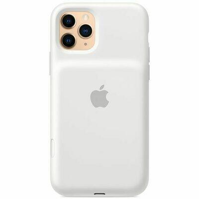 Чехол-аккумулятор Apple Smart Battery Case для Apple iPhone 11 Pro (Белый)