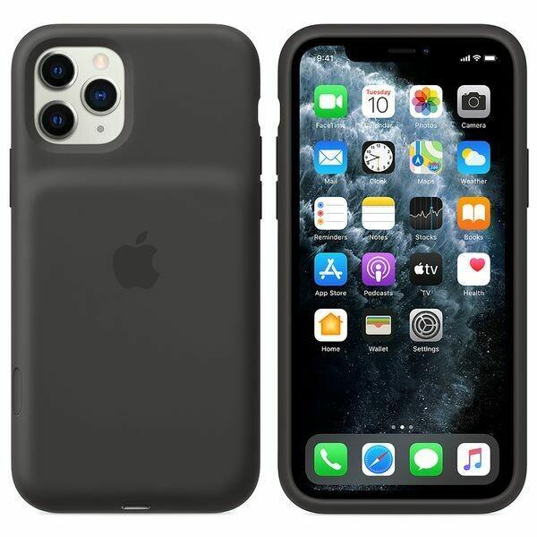 Чехол-аккумулятор Apple Smart Battery Case для Apple iPhone 11 Pro Max черный
