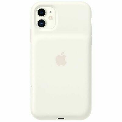 Чехол-аккумулятор Apple Smart Battery Case для Apple iPhone 11 (Мягкий белый)