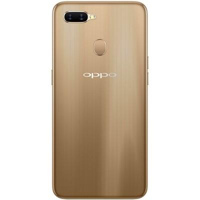 Смартфон OPPO AX7 3/64GB (Сияющее золото) RU/A