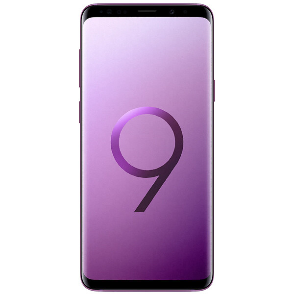 Смартфон Samsung Galaxy S9 Plus 256GB (Ультрафиолет) RU/A