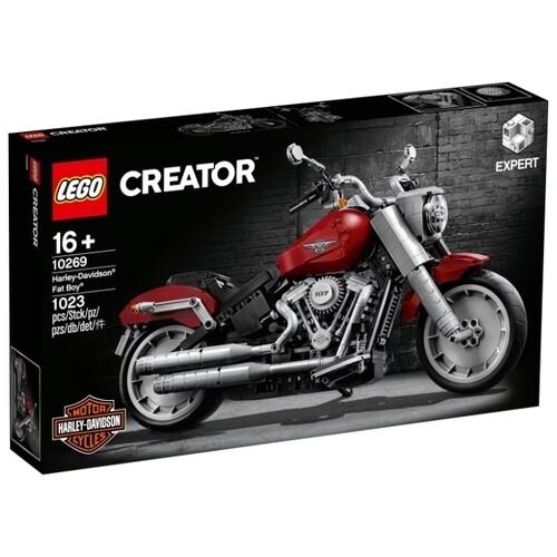 Конструктор LEGO Creator 10269 Harley-Davidson Fat Boy