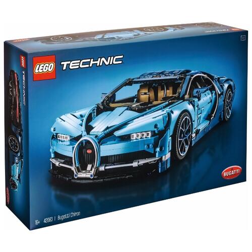 Конструктор LEGO Technic 42083 Бугатти Широн