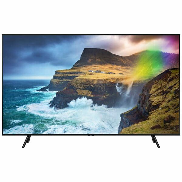 "Телевизор QLED Samsung QE82Q77RAU 82"" (2019) RU/A"