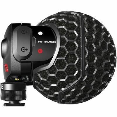 Накамерный стерео микрофон Rode Stereo VideoMic X