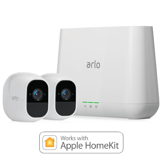 Комплект видеонаблюдения Arlo Pro 2 Smart Security System 2 камеры