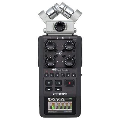 Портативный рекордер Zoom H6