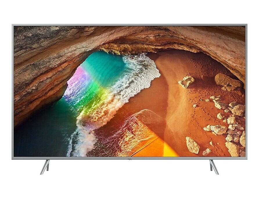 "Телевизор QLED Samsung QE65Q67RAU 65"" (2019) RU/A"