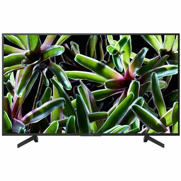 """Телевизор Sony KD-65XG7096 64.5"""" (2019), черный"""