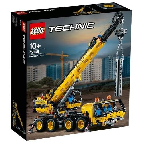 Конструктор LEGO Technic 42108 Мобильный кран
