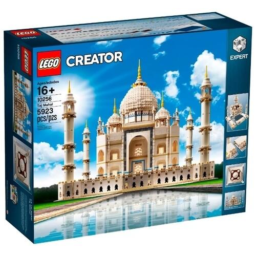Конструктор LEGO Creator 10256 Тадж Махал