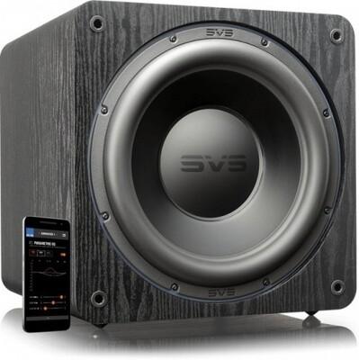 Сабвуфер SVS SB-3000 Black