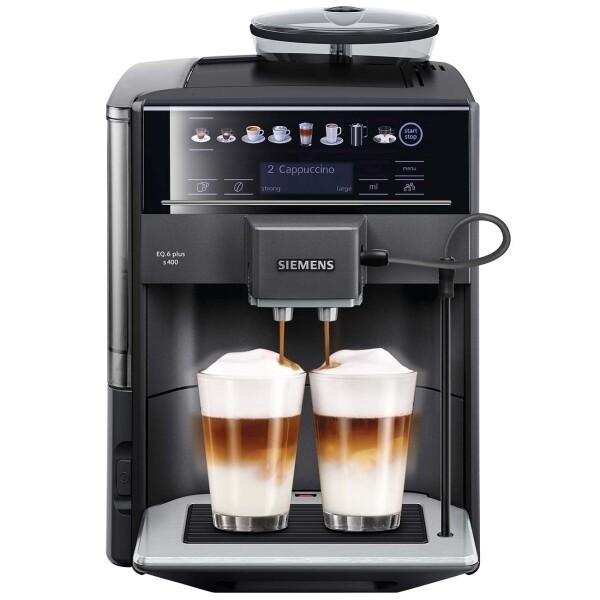 Кофемашина Siemens TE654319RW EQ.6 plus s400 RU/A