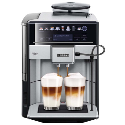 Кофемашина Siemens TE657313RW EQ.6 plus s700