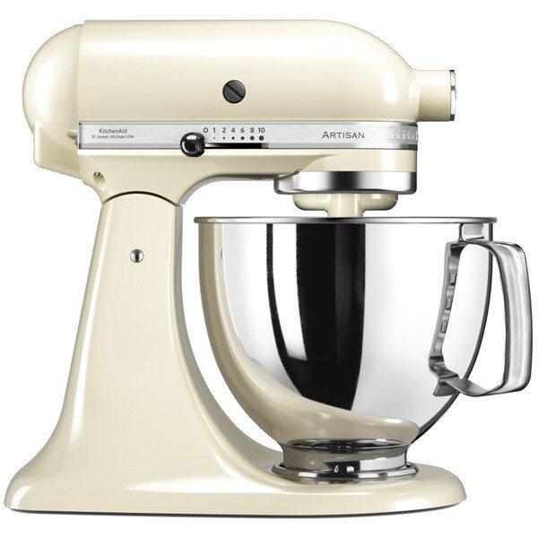 Миксер KitchenAid 5KSM125E (Кремовый)
