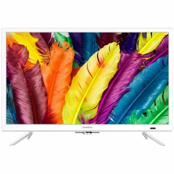 """Телевизор Daewoo Electronics L24V639VAE 24"""" (2018)"""