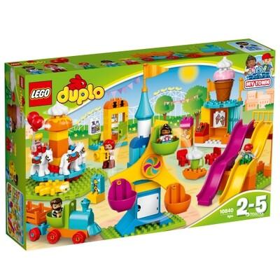 Конструктор LEGO DUPLO 10840 Большая ярмарка