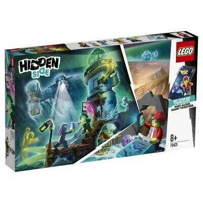 Конструктор LEGO Hidden Side 70431 Маяк тьмы