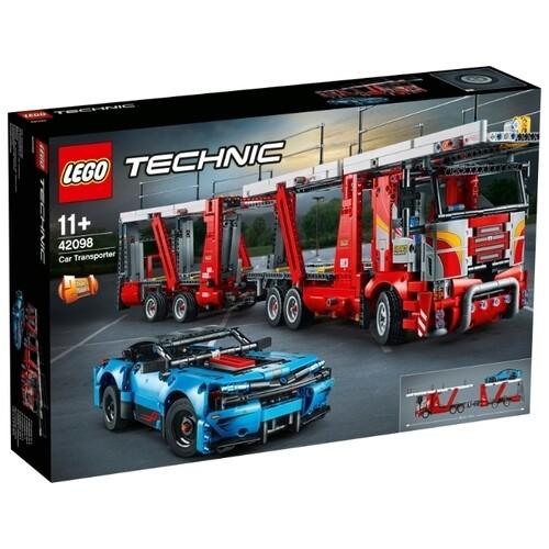 Конструктор LEGO Technic 42098 Автовоз