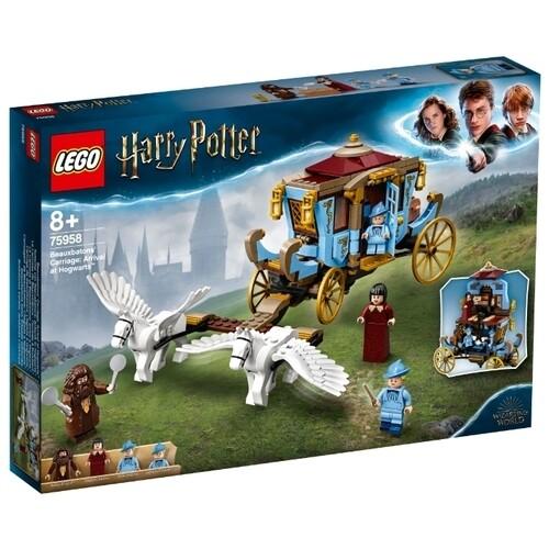 Конструктор LEGO Harry Potter 75958 Карета школы Шармбатон: приезд в Хогвартс