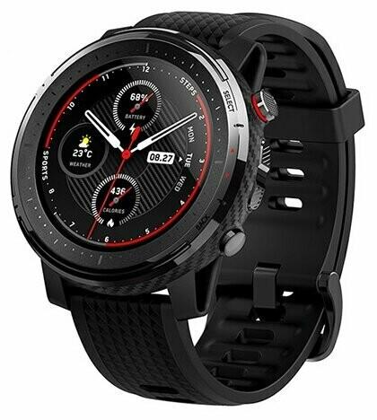 Часы Amazfit Stratos 3 (Black)