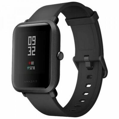 Часы Amazfit Bip (Черный) GPS A1608