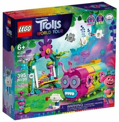 Конструктор LEGO Trolls World Tour 41256 Радужный автобус троллей