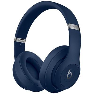 Беспроводные наушники Beats Studio 3 Wireless (Blue) RU/A