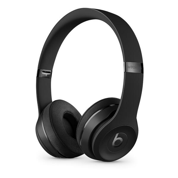 Беспроводные наушники Beats Solo3 Wireless (Матовый черный) RU/A