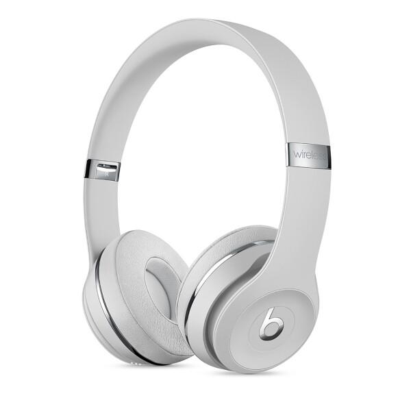 Беспроводные наушники Beats Solo3 Wireless (Атласное серебро) RU/A