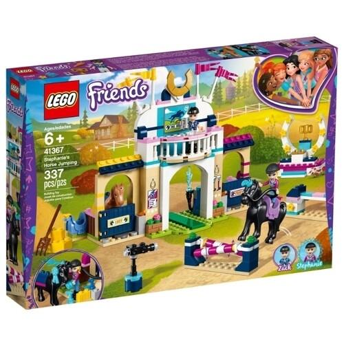 Конструктор LEGO Friends 41367 Соревнования по конкуру