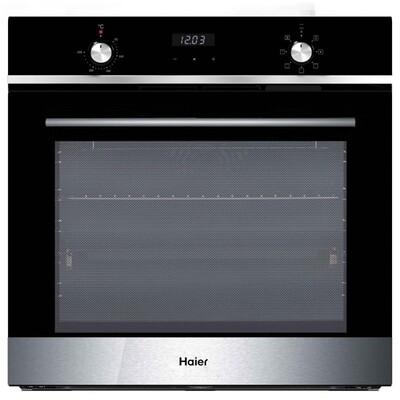 Электрический духовой шкаф Haier HOX-P06HGBX RU/A