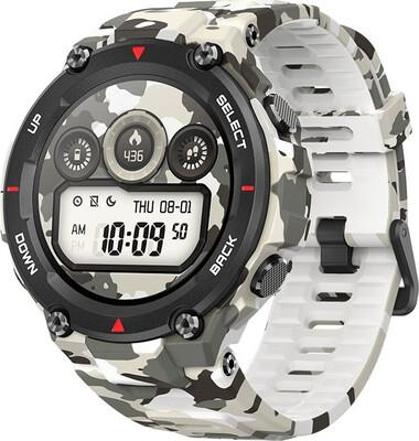 Часы Amazfit T-Rex (Camo green) RU/A