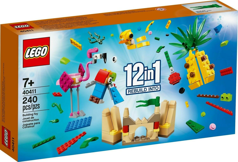 Конструктор LEGO Creator 40411 Креативный набор 12в1