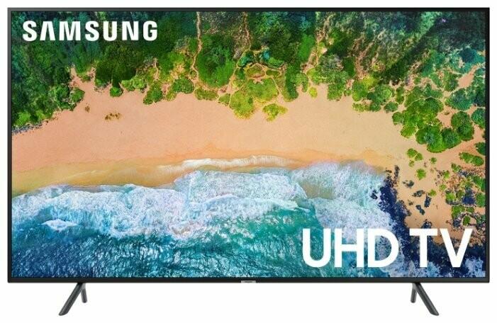 """Телевизор Samsung UE75NU7100U 74.5"""" (2018) RU/A"""