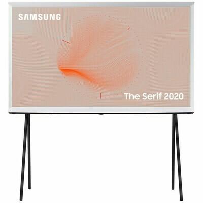 Телевизор QLED Samsung The Serif QE49LS01TAU 49