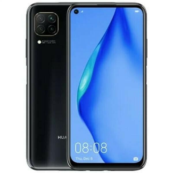 Смартфон HUAWEI P40 Lite 6/128GB, полночный черный