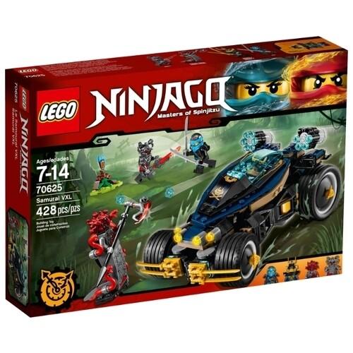 Конструктор LEGO Ninjago 70625 Самурай VXL