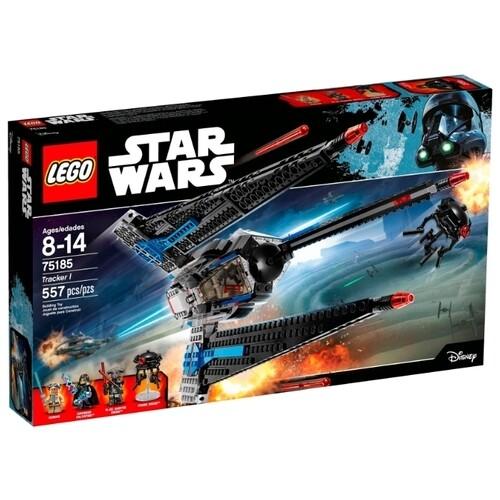 Конструктор LEGO Star Wars 75185 Исследователь I
