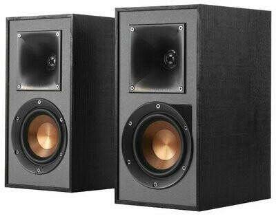 Полочная акустическая система Klipsch R-41PM black