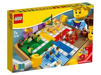 Конструктор LEGO Games 40198 Настольная игра «Лудо»