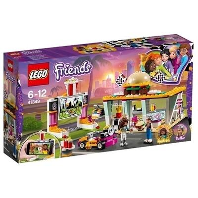 Конструктор LEGO Friends 41349 Передвижной ресторан
