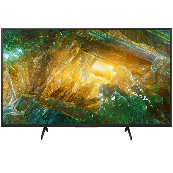 """Телевизор Sony KD-49XH8096 48.5"""" (2020), черный"""